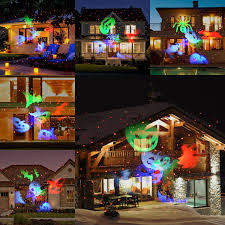 Outdoor Laser Projector Christmas Lights by Halloween Laser Projector Lights Show Led Landscape Super Bright