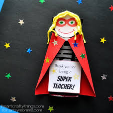 printable superhero diy teacher appreciation gift