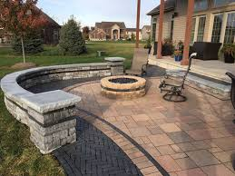 Patio Firepits Patios Walkways And Pits Serenity Creek Design