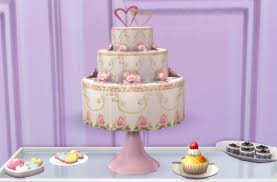 wedding cake in the sims 4 how to bake a wedding cake sims 4 how to make a wedding cake hgtv