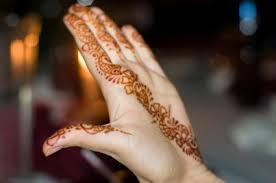 henna tattoo removal
