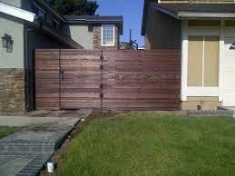 horizontal wood fence pictures u2013 outdoor decorations