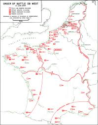 Map Of Europe During Wwii by Hyperwar Us Army In Wwii Cross Channel Attack