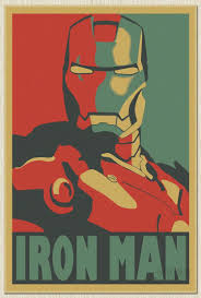 posters cheap picture more detailed about classic classic cartoon moive iron man style vintage paper wall art poster