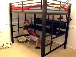 cheap bunk beds with desk two bunk beds with desk corner high loft with 2 desks and dresser