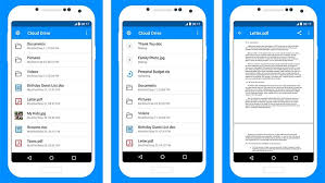 onedrive app for android 10 best cloud storage services and apps for android of 2017