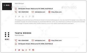 25 business email signature examples from the pros 26 best gmail
