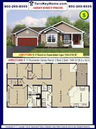 cabin floor plans and prices bedroom modular home blueprints manufactured homes and prices 5