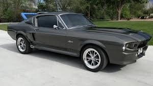 1967 ford mustang gt500 eleanor 323 for sale photos technical