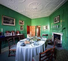 George Washingtons Mount Vernon Small Dining Room - Mount vernon dining room