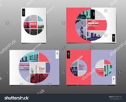 catalog design ideas template design layoutbrochure flyergeometric circle abstract