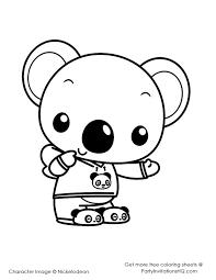 kailan coloring sheets 11 jpg christmas koala coloring