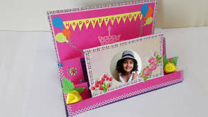 handmade gift ideas how to make diy pop up birthday greeting