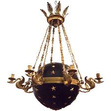 French Empire Chandelier Lighting Crystal Empire Chandelier Large Sce130 Nick Mailer Lighting