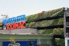 vertical garden atlantis vertical garden installation on multi storey car garage