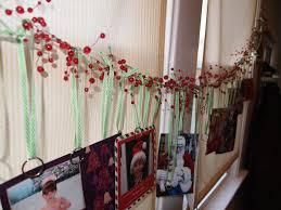 christmas card garland christmas lights decoration