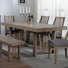 table for dining room codie burnished brown dining table for 499 94 furnitureusa