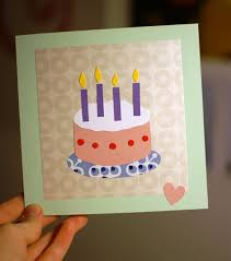 a piece of lisa tutorial diy collage birthday card u2013 quick and