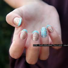 all that glitters gold nail designs we love more com