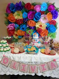 themed baby shower mexican themed baby shower