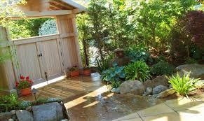 for tropical garden backyard florida landscapes royal palm beach