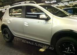 renault sandero 2014 2014 renault sandero stepway side images renault logan and