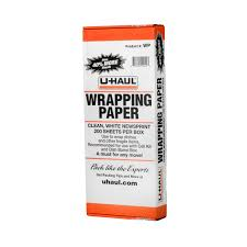 where can i buy packing paper u haul packing paper 10 lb pack