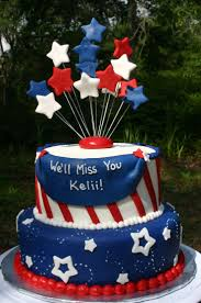 211 best 4th of july cakes images on pinterest decorated cakes