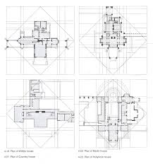 hollyhock house plan wright chat view topic abandon the grid