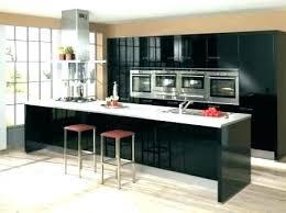 cuisine laqué noir cuisine laque noir meuble de cuisine noir laque cuisine laque noir