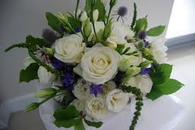 wedding flowers brisbane toparies at beaumont brisbane wedding florist blue white