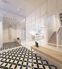 floor design geometric floor design interior design ideas