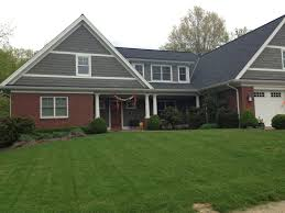 red brick house color schemes ranch house red brick and siding color combinations google prom