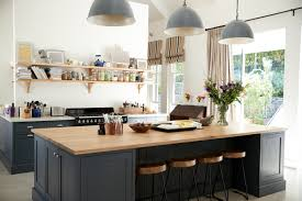 kitchen cabinet colors with butcher block countertops 3 ways to complement a butcher block countertop in your