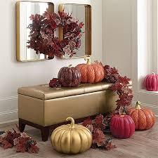 Plum Home Decor by Modern Pumpkin Picks