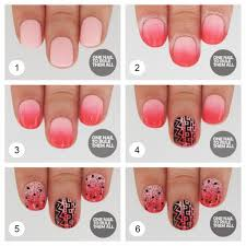 easy and fun step by step nail tutorials you can copy