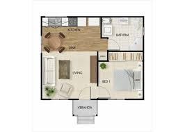 Apartment Design Plans 66 Best 40 Sq Meter House Images On Pinterest Architecture Home