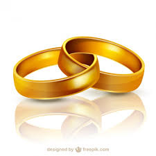 wedding rings images golden wedding rings illustration vector free