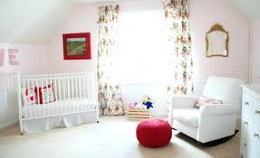 Light Pink Curtains For Nursery Light Pink Blackout Curtains For Nursery Feminine And Pink
