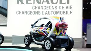 renault twizy sport renault twizy production version revealed in paris