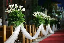 church flower arrangements wedding flowers church wedding flower arrangements
