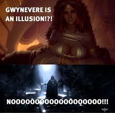 Dark Souls Meme - dark souls gwynevere meme by alexandermagnus40k on deviantart