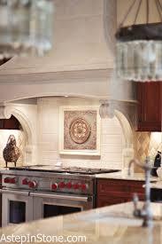 kitchen backsplash medallion kitchen medallion backsplash home designs