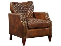 furniture classics living room quilted leather arm chair 17 02