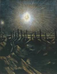 c r w nevinson the ugly bug ball