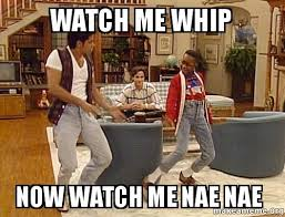 Nae Nae Meme - watch me whip now watch me nae nae make a meme