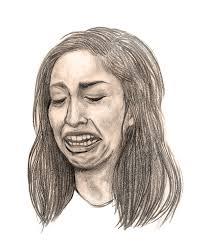 farrah u0027s cry face by alexandradal on deviantart