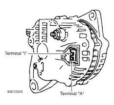 1995 ford escort alternator problems engine mechanical problem