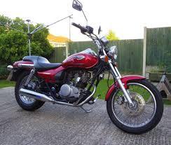 kawasaki eliminator bn 125cc cruiser motorbike learner commuter