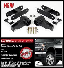 Ford Raptor With Lift Kit - amazon com readylift 69 3070 sst 2 25